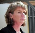 Anstaltsleiterin Annette Brüchmann