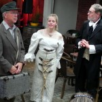 kulinarisches Arnstadt: Uwe Baumgarten, Beatrice Schellhorn und Klaus Ehring