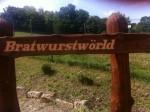 Das eine Ende des Weges: Bratwurstmuseum Holzhausen