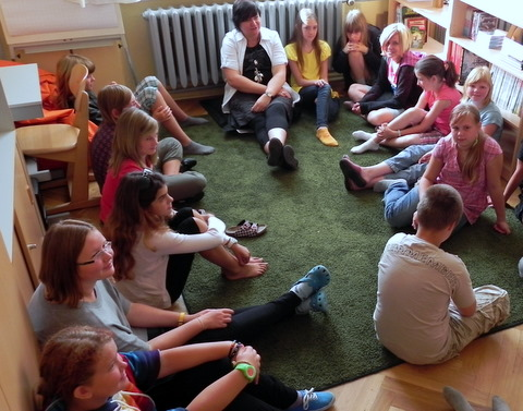 Lernen kann wirklich Spaß machen - wie hier in der Emil-Petri-Schule Arnstadt